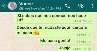 En Whatsapp Se Declaro A Su Amiga Ella Se Ilusiono Y Todo Era