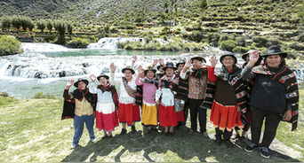 Nor-yauyos. Uno de los destinos con mayor impacto paisajístico ubicado en las serranías de Lima.