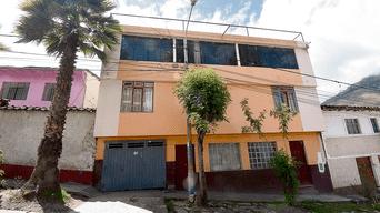JIRÓN ARICA, ABANCAY. La vivienda de la familia Vergara, que según Fabio no es humilde.
