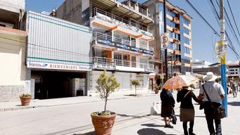 UNA GANGA. El predio de la avenida Arenas que Vergara compró por US$700 mil.