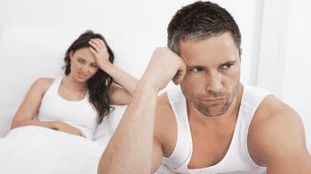 Falta deseo sexuales hombres