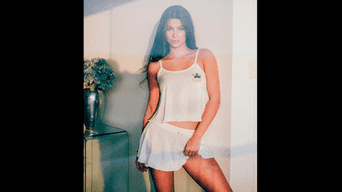 Ivana Yturbe sabe cómo enamorar a sus fans con sus pijamas. Foto: Instagram