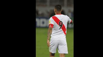 Paolo que quedó sin jugar el Mundial de Futbol. Foto: Libero