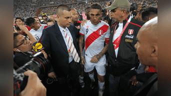 Paolo que quedó sin jugar el Mundial de Futbol. Foto: Felix Medina