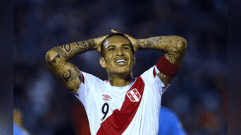 Triste noticia para hinchas peruanos. Foto: AFP