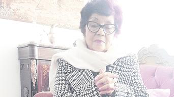 AFECTADA. Cecilia Carbonell Ramos, dueña del inmueble.