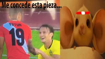 Aquí los mejores memes de Peru vs Suecia.