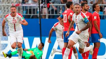 Costa Rica vs Serbia EN VIVO por Latina y DirecTV hora y canales del  partido del Grupo E de Rusia 2018  557fb9f146a57