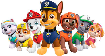 Paw Patrol Police Dog Movie Park