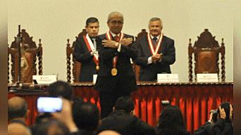 Pedro Chávarry juró como nueva fiscal de la Nación