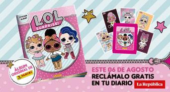 La Republica Te Regala El Album Lol Surprise Larepublica Pe