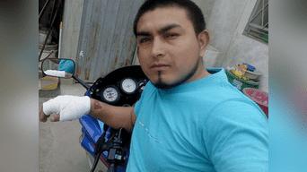 Talo Colán Taype Flores (30), amigo del joven intérprete, también perdió la vida.