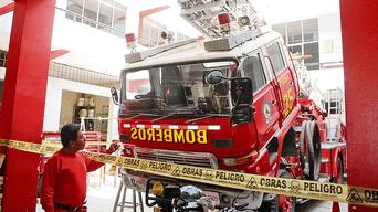 Pedido. Compañía de Bomberos cumple 85 años de servicio. Urge reparar las unidades móviles para atender emergencias.