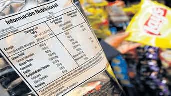 Arequipa: Nutricionistas apoyan uso de octágono en el etiquetado de alimentos