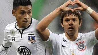 Colo Colo venció 1-0 a Corinthians por los octavos de final de la Copa Libertadores | RESUMEN | VIDEO | GOLES