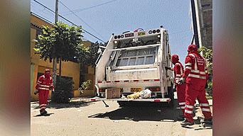 Cuestionamiento. Para los regidores de la oposición, el trabajo de Trujillo Limpio es un fracaso y el contrato perjudica a la comuna provincial.