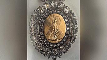 Medalla presidencial de Evo Morales