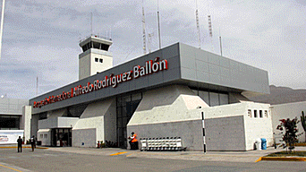El pánico invadió a pasajeros del aeropuerto de Arequipa