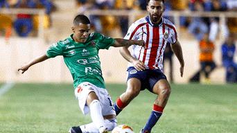 Chivas de Guadalajara y Alebrijes igualaron sin goles por la Copa MX | RESUMEN | RESULTADO