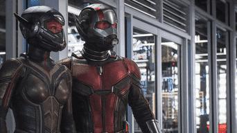 Está por llegar. Ant-Man and the Wasp: Un misterioso personaje roba un artefacto que Scott Lang deberá recuperar.