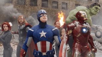 The Avengers: reune a todos los superhéroes más poderosos de la tierra.