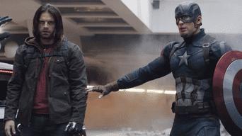 Está por llegar. Capitán América, Civil War: el enfrentamiento entre Steve Rogers y Tony Stark por los acuerdos de Sokovia.