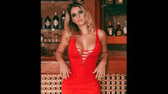 Flavia Laos luce más sensual tras aumentarse el busto. Foto: Instagram