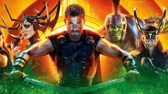 Está por llegar. Thor 3, Ragnarok: cuenta la destrucción de Asgard.