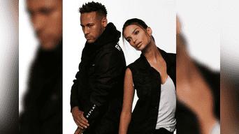 Neymar y Emily Ratajkowski protagonizaron sesión fotográfica para la línea 'Hyperflux de denim' de la marca Replay Neymar. Foto: Instagram.