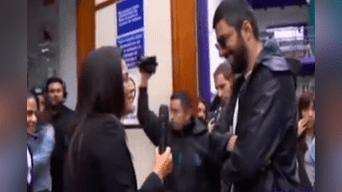 Mari Calixtro conoció al galán de las telenovelas turcas Engin Akyürek, conocido por su personaje de 'Kerim' en 'Fatmagul'.