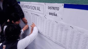 La penalidad por no acudir a votar en las elecciones 2018 de octubre asciende a S/ 83.