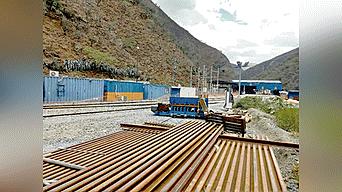 Obra de impacto en aprietos. Consorcio Obrainsa Astaldi (COA) decidió paralizar trabajos en el proyecto Alto Piura, ocasionando una incertidumbre.