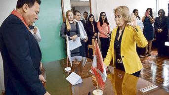 Fiscal Sandra Castillo y todo el personal del Callao pasan a ser sospechosos.