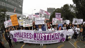 Desde las tres de la tarde los colectivos feministas se concentrarán en el parque Washington