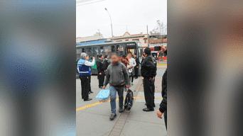 Extranjeros que carecen de documentación fueron llevados a sede de Extranjería de la PNP