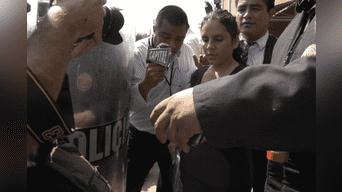 La Fiscalía de la Nación buscaría desacreditar el trabajo de la fiscal Rocío Sánchez Saavedra