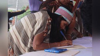 MINAGRI financia proyectos de productores Machiguengas. Foto: MINAGRI