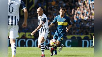Boca Juniors derrotó por 1-0 a Talleres de Córdoba. Créditos: Twitter @BocaJrsOficial