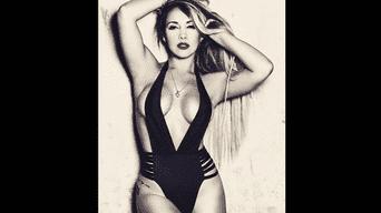 Además de mostrar más de la cuenta en algunas instantáneas, Dorita Orbegoso ha cautivado con sus sensuales movimientos en los videos que comparte en Instagram.