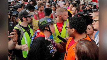 EEUU: Neonazis salieron a las calles a un año de la tragedia en Charlottesville