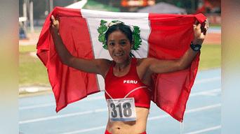La deportista peruana ya cuenta con más de 100 mil seguidores en la red social Facebook.