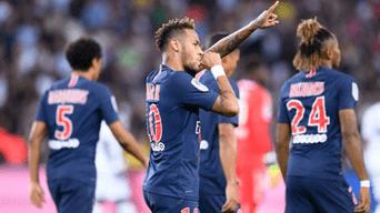 PSG goleó 3-0 por la primera fecha de la Ligue 1 de Francia   RESUMEN