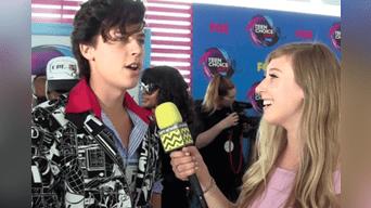 Teen Choice Awards 2018 Red Carpet