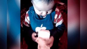 El niño se volvió tan famoso que varios medios internacionales le dedicaron varias publicaciones. Foto: Facebook