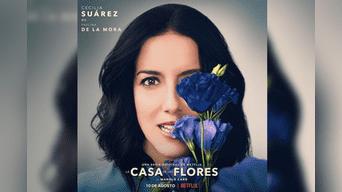 Celilia Suárez le tocó uno de los papeles más sufridos en la familia de la Mora.(Foto: captura)