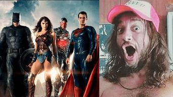 702ee83955a  El Bananero  su burló de icónicos personajes de DC Comics y es viral.  Foto  Composición.