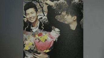 Kim Nam-Joon, conocido actualmente como RM, es el líder del grupo de Kpop más exitoso de Corea del Sur.(Foto: Facebook)