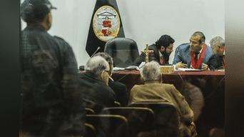 Colegiado A de Sala Penal Nacional dictó la sentencia. Foto: Héctor Jara
