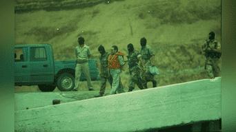 Efectivos realizan su traslado hacia la Isla San Lorenzo. Foto: Virgilio Grajeda.