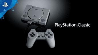 Sony anunció los juegos preinstalados que vendrán en la PlayStation Classic, mini consola que llegaría en diciembre